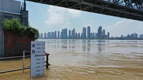 水利部:三峽水庫庫區以上幹支流水位持續回落