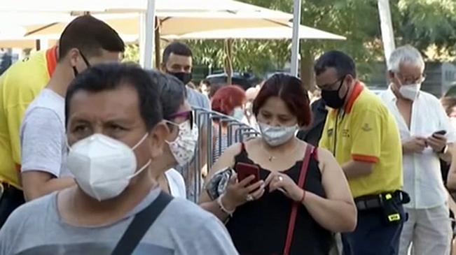 西班牙:疫情反彈 多個大區宣布防疫新措施