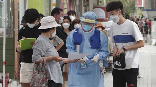 韓國防疫部門:無法排除疫情在韓國大流行可能