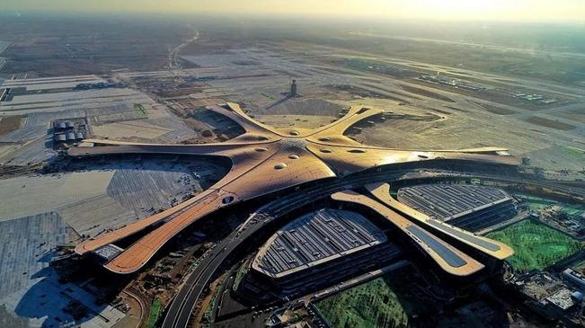 北京:今天起91個航班從首都機場轉至大興機場
