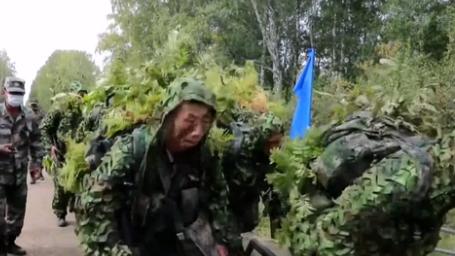 """俄羅斯國際軍事比賽-2020 """"偵查尖兵""""比賽第一階段全部結束"""