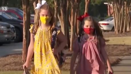 美媒:美兒童感染新冠病毒人數超44萬