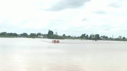 洪災致印度143萬人受災