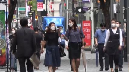 韓國宣布延長首都圈加強版防疫措施