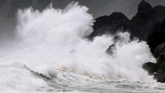 """臺風""""海神""""掠過日本:九州南部地區受災嚴重 多人受傷"""