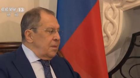 俄外長:美國在東地中海助長了衝突