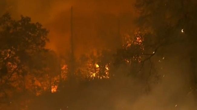 美西部多州山火持續肆虐 至少31人死亡
