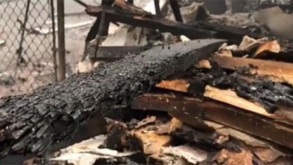 美國:記者探訪俄勒岡北部山火重災區