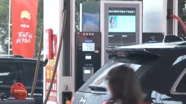 萬座加油站設扶貧專櫃 銷售助農産品