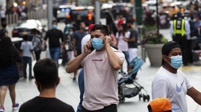 美國:新冠肺炎累計病例超659萬 死亡超19.5萬
