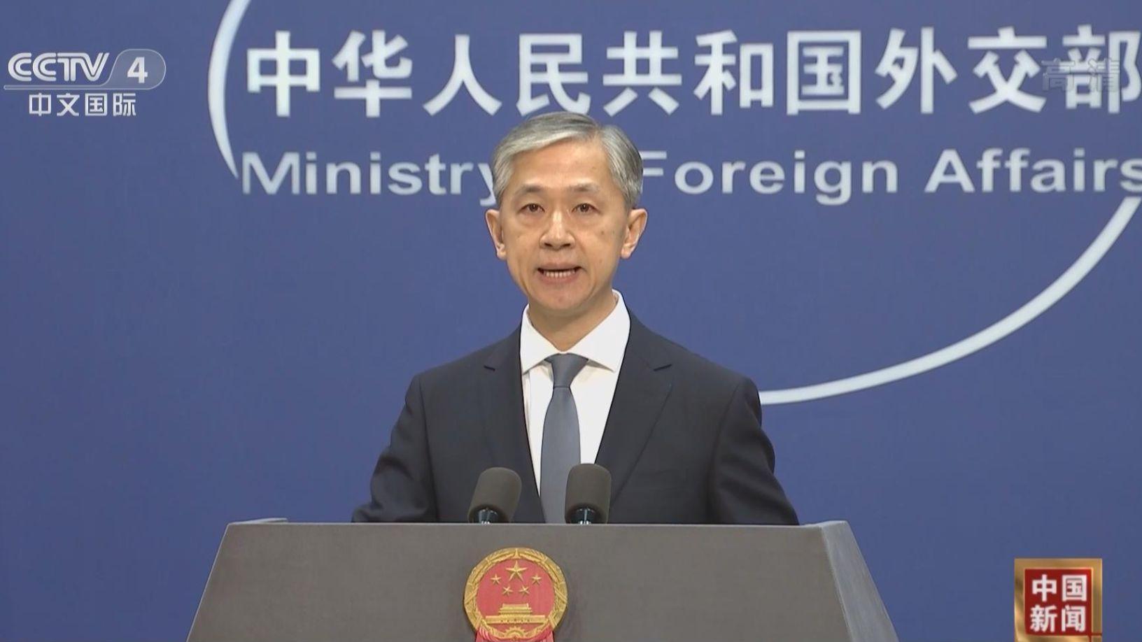 中國外交部敦促美方停止危險挑釁 避免海空意外