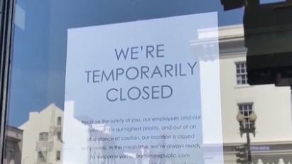 報告顯示疫情期間超過16萬家美企關閉