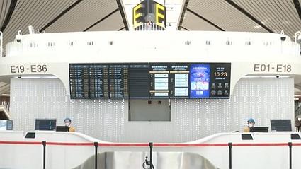 北京:大興機場旅客吞吐量首破1000萬人次
