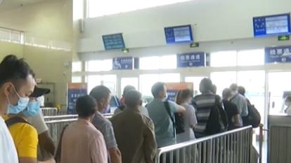 海南:瓊州海峽客流預計增加2-3倍