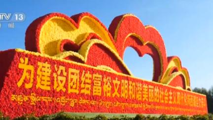 共慶華誕祝福祖國:各地活動豐富多彩
