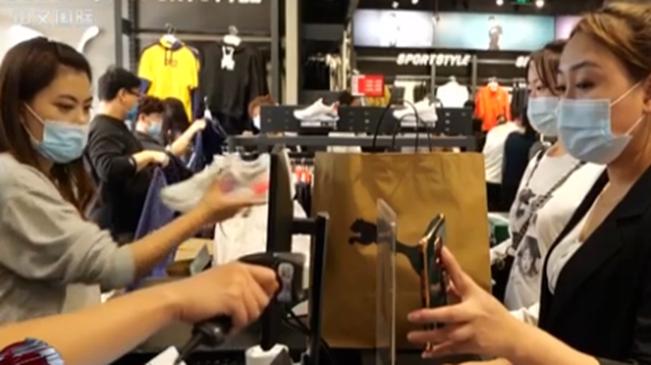 節日消費火爆 拉動中國經濟加快復蘇