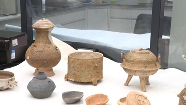 廣東廣州:一批先秦時期珍貴文物出土