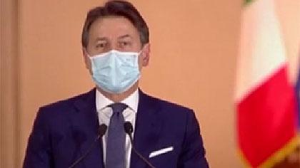 意大利:新增病例再創新高 總理宣布抗疫新措施