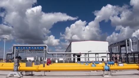 國家發改委:前9個月我國天然氣表觀消費同比增3.6%