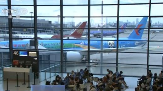 我國民航運輸航空規模穩居世界第二