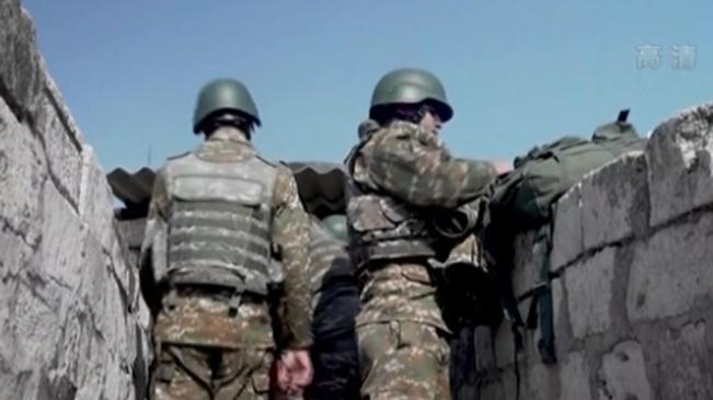 亞美尼亞和阿塞拜疆同意26日起實施停火