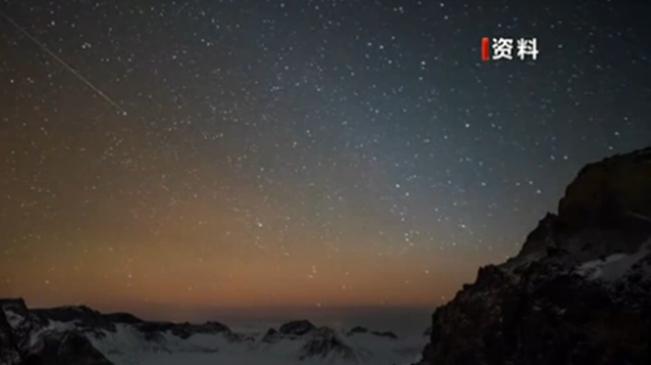 獵戶座流星雨今晚將現身夜空