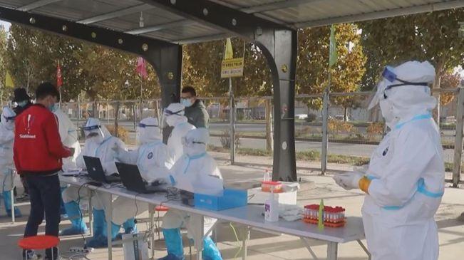 新疆喀什地區疫情防控工作全面展開