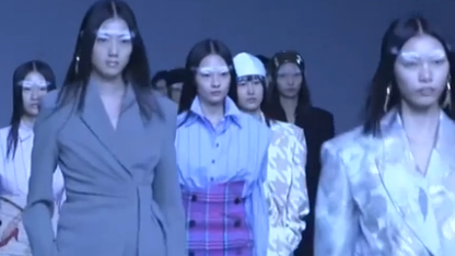 中國國際時裝周:時尚與傳統的跨界之美