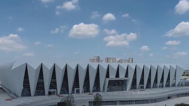 第十四屆全運會競賽場館全部建設完成