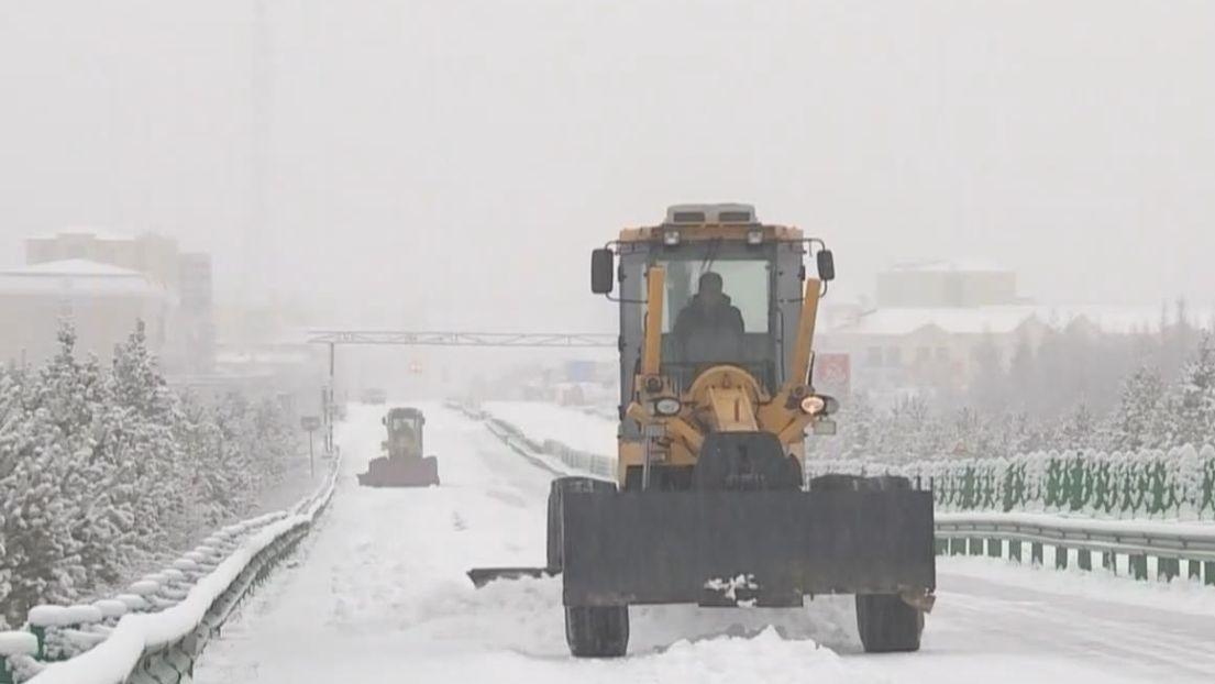 """北方""""大風降溫""""多地迎雨雪天氣"""