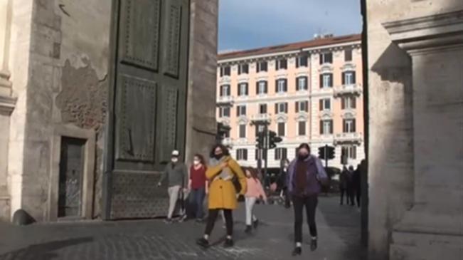意大利:新冠肺炎累計確診病例突破70萬