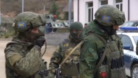 关注纳卡地区局势:土总统府提交向阿塞拜疆派维和部队议案