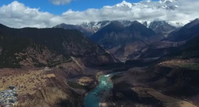 雅魯藏布大峽谷旅遊景區成為國家5A級景區