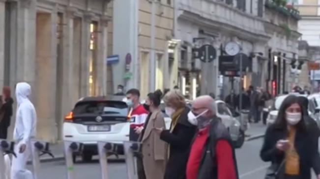 意大利:累計確診近百萬 地方風險等級再提升