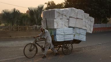 印度累計新冠確診病例超881萬例