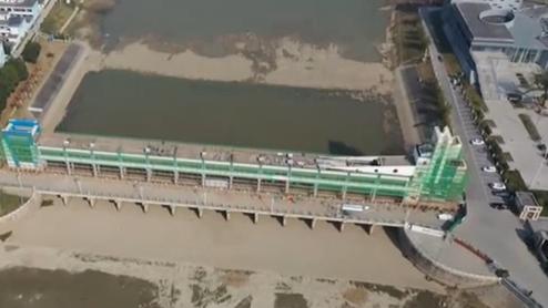 安徽:王家壩閘進入為期兩個月的全面檢修