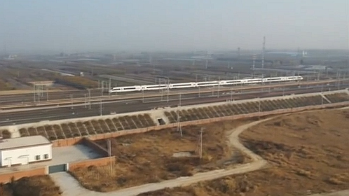 山東:濰坊至萊西高鐵正式開通運營