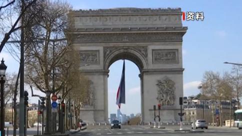 法國:單日新增新冠肺炎確診病例11022例