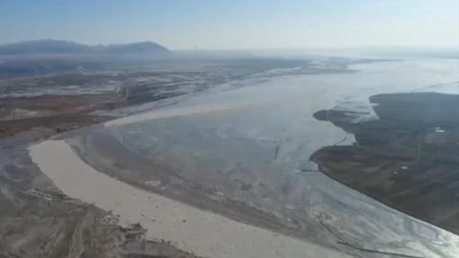 內蒙古:黃河內蒙古巴彥淖爾段提早封河