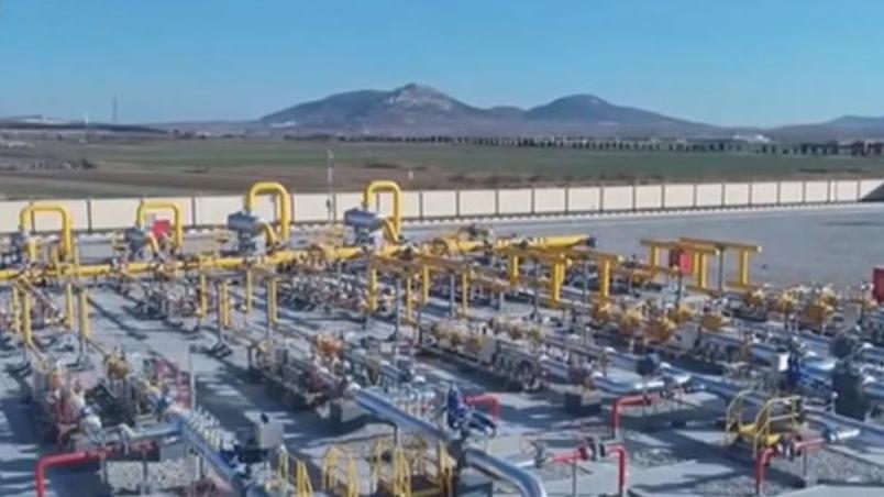 青島至南京天然氣管道正式投産