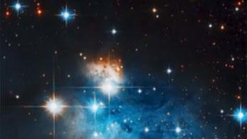 "NASA公布""寶石天體""新圖像"