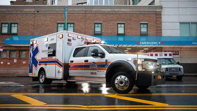 美國:重症監護室一床難求 加州多縣醫院告急