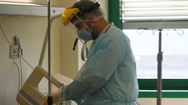 意大利:累計確診病例超188萬 病房仍緊張
