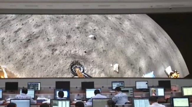 獨家探訪我國首個月球樣品實驗室