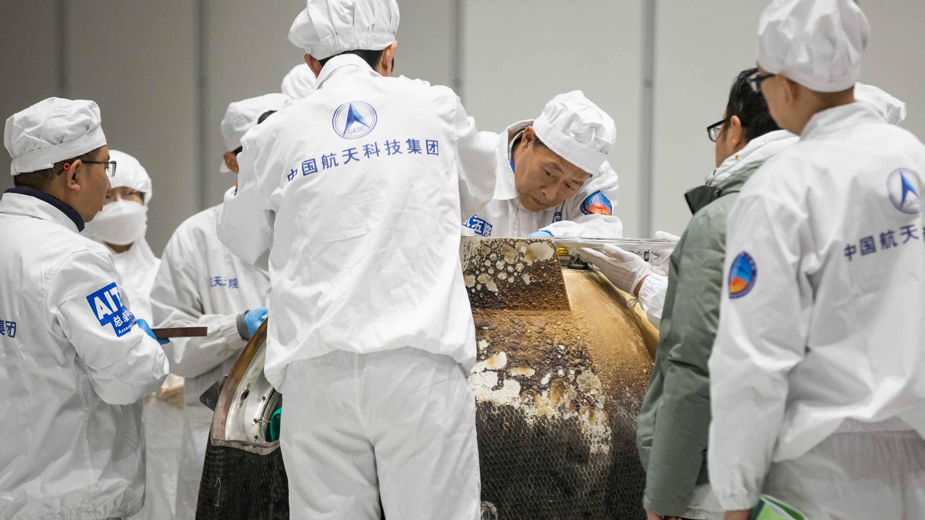 期待中國航天開啟更多星際徵程
