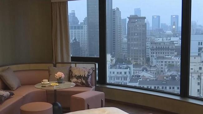 上海:外灘跨年酒店預訂火爆 熱門房型售罄
