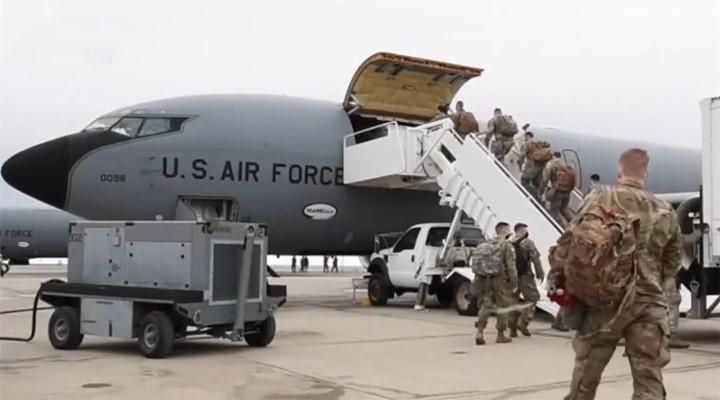 再增兵!美國民警衛隊2.5萬人部署華盛頓