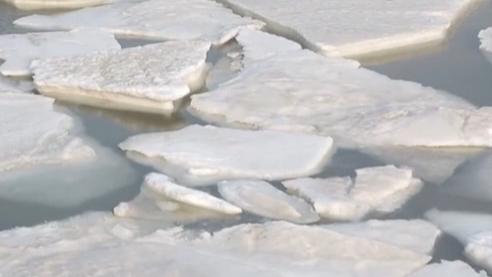渤海黃海冰情整體緩解 局部仍然較重