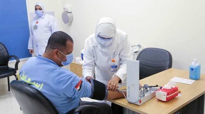 埃及開始在全國范圍接種中國産新冠疫苗