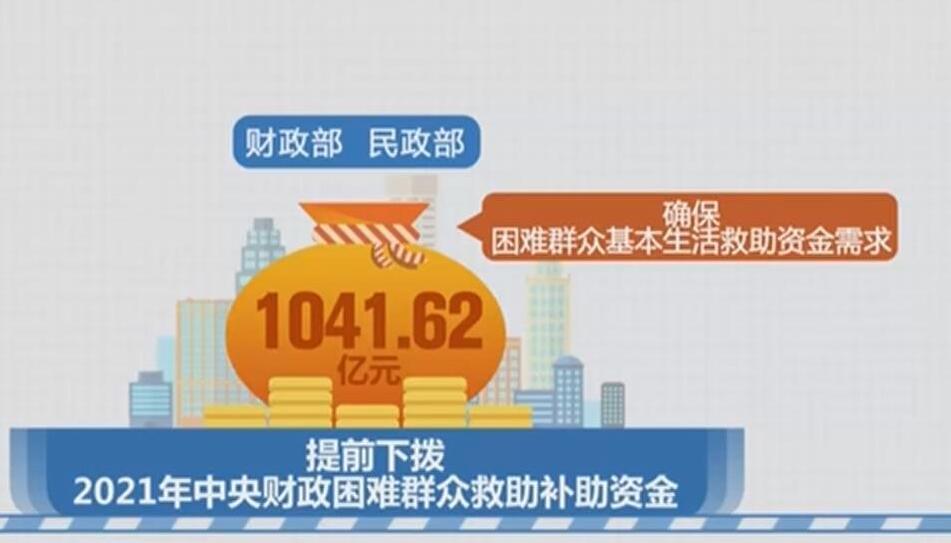 民政部:多項措施保障困難群眾生活不受疫情影響